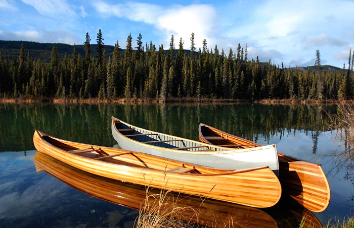 A Memorial Canoe Trip Is Taking Place In The Province